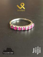 Ladies Sterling Silver Bride Wedding Band Ring   Jewelry for sale in Nairobi, Nairobi Central