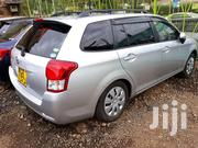 New Toyota Fielder 2013 Silver | Cars for sale in Kirinyaga, Kerugoya