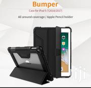 Nilkin Bumper Leather Case for Apple iPad 9.7)   Accessories for Mobile Phones & Tablets for sale in Nairobi, Nairobi Central