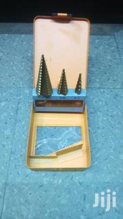 Step Drill Bit Set | Other Repair & Constraction Items for sale in Nairobi, Nairobi Central