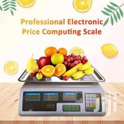 Computing Digital Platform Scale 8 Unit Prices 30kg X 5g | Store Equipment for sale in Nairobi, Nairobi Central