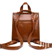 Leather Queen Backpacks-brown And Black. | Bags for sale in Nairobi, Nairobi Central