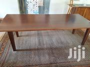 Large Extendable Dining Table - WILL DELIVER TO MOMBASA | Furniture for sale in Lamu, Shella