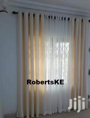 3pc Curtain With A Plain Sheer/Matching Sheer | Home Accessories for sale in Nairobi, Nairobi Central