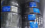 CCTV RG59 Coaxial Cable With Power 200m Reel- Black   Electrical Equipment for sale in Nairobi, Nairobi Central