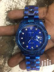 Blue Rolex Watch Unisex | Watches for sale in Nairobi, Nairobi Central