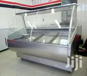 Meat Display Chiller Curved | Store Equipment for sale in Mombasa, Kadzandani