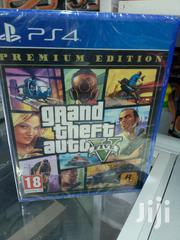 Ps4 Game Grandtheft 5   Video Games for sale in Nairobi, Nairobi Central