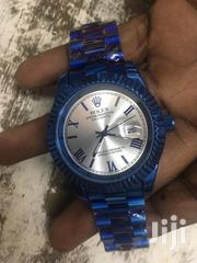 Rolex Blue Watch Unisex | Watches for sale in Nairobi, Nairobi Central