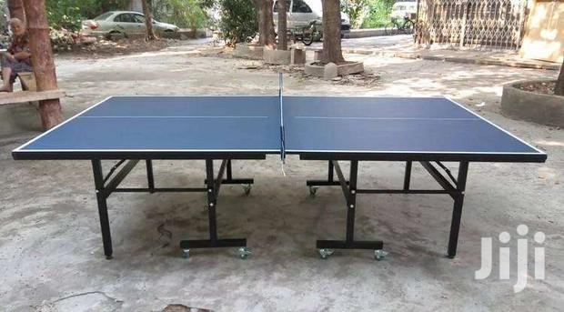 18mm Top Double Folded Tennis Table