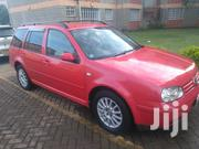 Volkswagen Golf 1.6 FSI Variant 2005 Red | Cars for sale in Nairobi, Nairobi West