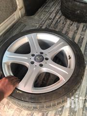 Mercedes Benz Rims 18"
