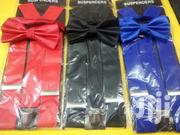 Suspender And A Bow Tie | Clothing Accessories for sale in Nairobi, Nairobi Central