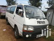 Toyota HiAce 2001 White | Buses & Microbuses for sale in Kiambu, Thika