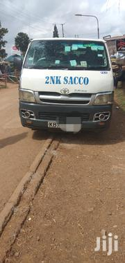 Toyota HiAce 2006 White | Buses & Microbuses for sale in Nyeri, Karatina Town
