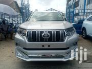 Toyota Land Cruiser Prado 2013 Silver | Cars for sale in Mombasa, Shimanzi/Ganjoni