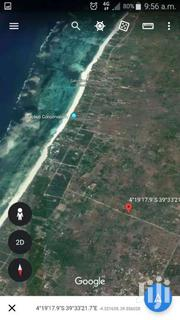 3rd Row Beach Plot On The Road To Nomads | Land & Plots For Sale for sale in Kwale, Ukunda