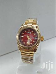 Women's Rolex Gold Watch With Red Dial | Watches for sale in Nairobi, Nairobi Central