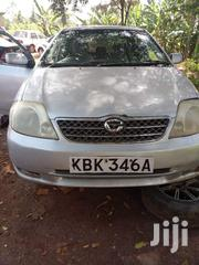 Toyota Corolla 2005 Silver | Cars for sale in Kiambu, Ndenderu