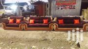 Stylish Contemporary Quality 7 Seater Kangaroo Sofa | Furniture for sale in Nairobi, Ngara