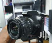 Nikon D3500 DSLR Camera With 18-55mm Lens + 32GB SD Card | Accessories & Supplies for Electronics for sale in Nairobi, Nairobi Central