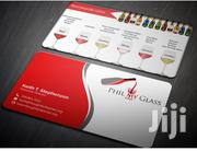 Full Color Business Cards Printing   Manufacturing Services for sale in Nairobi, Nairobi Central