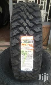 "Maxxis Tyres Size 235/75R15""Bighorn 