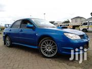 Subaru Impreza 2010 WRX Limited Sedan Blue | Cars for sale in Nairobi, Nairobi South