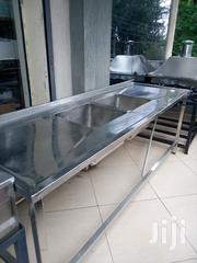 Stainless Double Kitchen Sink | Restaurant & Catering Equipment for sale in Nairobi, Nairobi Central
