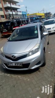 New Toyota Vitz 2012 Gray | Cars for sale in Kiambu, Hospital (Thika)