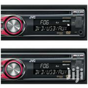 JVC KD-DV5606 Multimedia DVD/CD/USB Receiver With Front AUX (Black) | Vehicle Parts & Accessories for sale in Nairobi, Nairobi Central