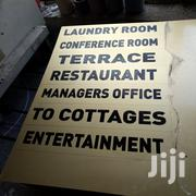 Keep Your Entrance Organized With Entrance Door Signs & Labels. | Other Services for sale in Nairobi, Nairobi Central