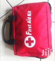 Small Canvas First Aid Kit | Medical Equipment for sale in Nairobi, Imara Daima