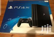 Sony Playstation 4 Pro 1TB Black | Video Game Consoles for sale in Busia, Bukhayo Central