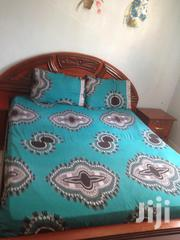 5 By 6 Bed Matress Plus Dressing Mirror 2 Side Cabinets | Home Accessories for sale in Nairobi, Lower Savannah