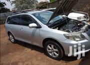 Toyota Fielder 2010 Silver   Cars for sale in Nairobi, Nyayo Highrise