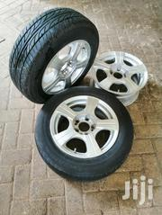 Alloy Rims 15inchs With Universal Holes | Vehicle Parts & Accessories for sale in Mombasa, Bamburi