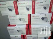Four Hikvision Complete Cctv Cameras System Package Sale | Security & Surveillance for sale in Nairobi, Nairobi Central