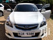 Subaru Legacy 2011 White | Cars for sale in Nairobi, Nairobi West