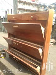 36 Pair Mahogany Shoe Rack | Furniture for sale in Nairobi, Kitisuru