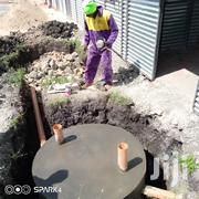 Domestic Waste Bioseptic Installation   Building & Trades Services for sale in Nyeri, Karatina Town