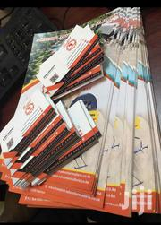 Flyers And Bronchures Printing. | Manufacturing Services for sale in Nairobi, Nairobi Central