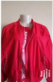 Red Bomber Jacket | Children's Clothing for sale in Nairobi, Mathare North