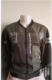 Jungle Green Bomber Jacket | Clothing for sale in Nairobi, Mathare North
