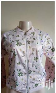 Floral Bomber Jacket | Clothing for sale in Nairobi, Mathare North