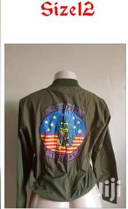 Bomber Jacket Green | Clothing for sale in Nairobi, Mathare North
