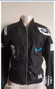 Black Bomber Jacket | Clothing for sale in Nairobi, Mathare North