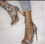 Snakeprint Highheels | Shoes for sale in Nairobi, Kahawa