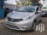 Nissan Note 2012 1.4 Silver | Cars for sale in Nairobi, Ngando