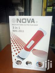 Nova Multifunctional Electric Push Shear 3 In 1 | Tools & Accessories for sale in Nairobi, Nairobi Central